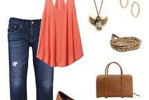 clothes, shoes and accessories!  / by Megan Billmeyer