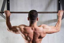 Fitness Back & Sholders