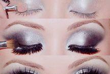 Hair & Makeup / Hair and makeup tips. / by Lea Daugherty