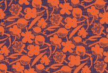 Textile Designs by Lindsay Marsden