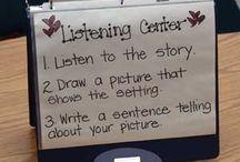 listening centre