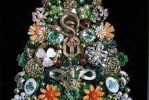 Jewelry Collage / Craft