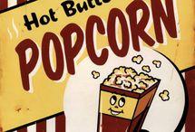 Who Doesn't Love Popcorn? / by Jamie Jackman