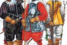 17TH -ENGLISH CIVIL WAR-1640