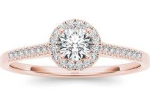 Engagement Rings / Everything About Engagement Rings