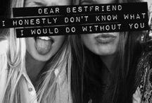 Best Friends ❤ / Gewidmet für meine beste Freundin. Ich liebe dich.