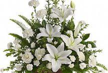 Kegyeleti virágok