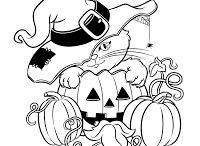 Crafty (Halloween) Coloring