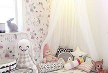 Ideas habitaciones niñas