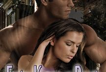 Kindred of Arkadia Book Covers / Book covers from the paranormal romance series Kindred of Arkadia by USA Today best selling author Alanea Alder.