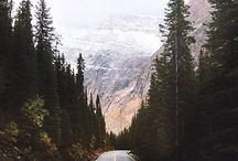 adventure | ON THE ROAD / Open road inspiration for your next road trip.