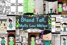 STAND TALL MOLLY SUE MELON