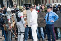Manifestations et rebellions