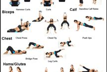 Toning and Strength WorkOuts / by Axa Francis