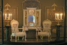 Montheron Dollshouse Miniatures Shows