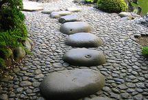 Landscape Stepping