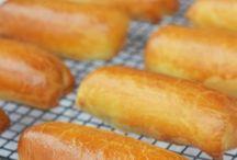 worsten broodjes