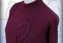 Fiber Arts / Knitting Crochet and other FIber Arts / by Rennata Tropeano