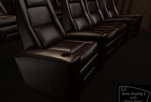 The I Series / by Elite Home Theater Seating