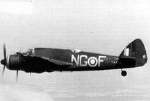 Bristol Beaufighter night fighter / Project