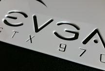 Custom GPU/Graphics Card Backplates / Custom Acrylics make bespoke custom made graphics card backplates, sli bridge covers, fan grills, psu covers and other custom parts for PCs.
