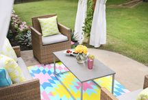 Outdoor Living / Outdoor Living Space ideas
