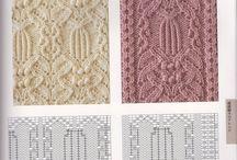 Japonské vzory pletení