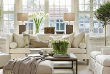 living room inspiration / by Katleen Armbruster