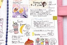 Hobonichi / All things Hobonichi and faux Hobonichi! / by Poochie Baby