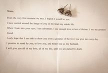 To my husband letter