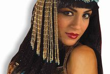 Egypt costumes