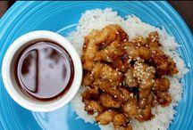 Food (Asian Cuisine)  / by Stephanie Gonzalez
