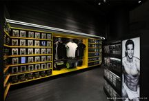 Retail Store Design Underwear