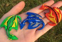JinjinCrafts / All my handmade creations