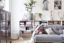 Olohuone-living room-