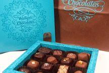 Hamilton Chocolate Shops