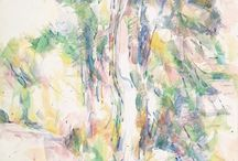 Cézanne / Storia dell'Arte Pittura  19°-20° sec. Paul Cézanne  1839-1906