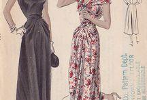 Vintage patterns / by Charlene Lotter