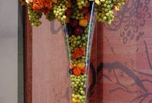 Orange Wedding Colour Ideas / Vibrant orange hues