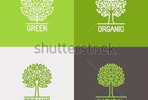 Логотипы визиток и фирмы