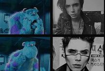 <3 Andy Black <3