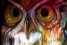 Owls / by Laurie Jamison Morrison