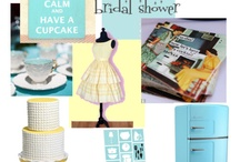 1950's desperate housewives bridal shower / Ideas for Ceara's kitchen tea!