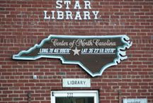 Star Branch Library / Star Library receives new books for their book collection!  The Star Library is a branch of the Montgomery County Public Libraries