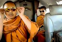 Jetsetmonnik keert terug naar Thailand