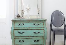 Distressed & Re-cycled furniture