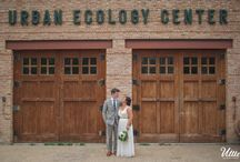 Weddings at the Urban Ecology Center / Great photos that have captured past rentals that have taken place at the UEC!  https://www.youtube.com/watch?v=XRxnJfPUkbI