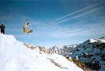 Snowboarding / by Zachary Jacobs