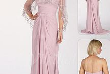 Inspiration Stola wedding dress