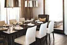 Chic Dining / by Andrea Sealey✂